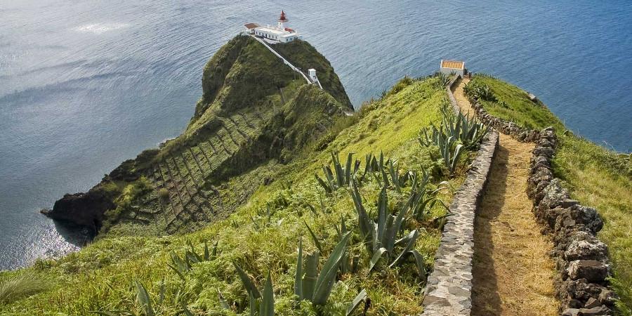 Азорские острова: Санта-Мария