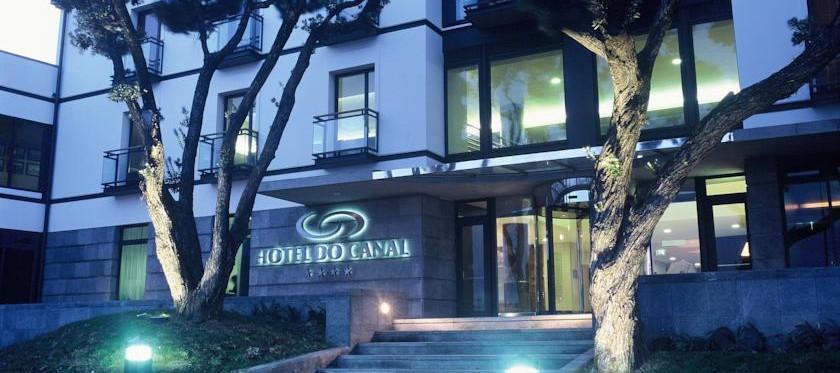 Отель Do Canal 4*