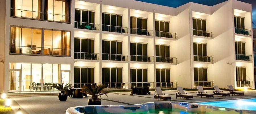 Отель Aparthotel Atlantida Mar 4*