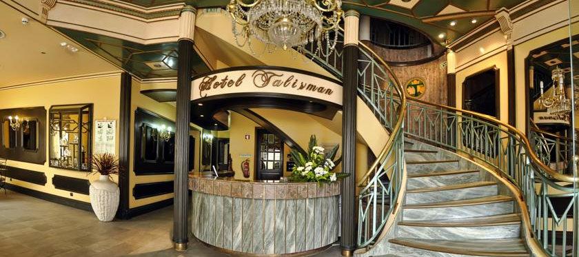 Отель Talisman